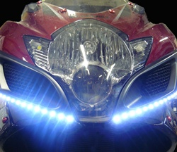 Sportbike Lites Suzuki Gsxr 600 06 07 750 06 07 Led Drl Eyes
