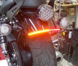 Yamaha Bolt Led Taillight Fender Eliminator Kit With Led